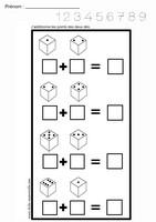 Maths en maternelle pour grande section et moyenne section - Addition grande section ...
