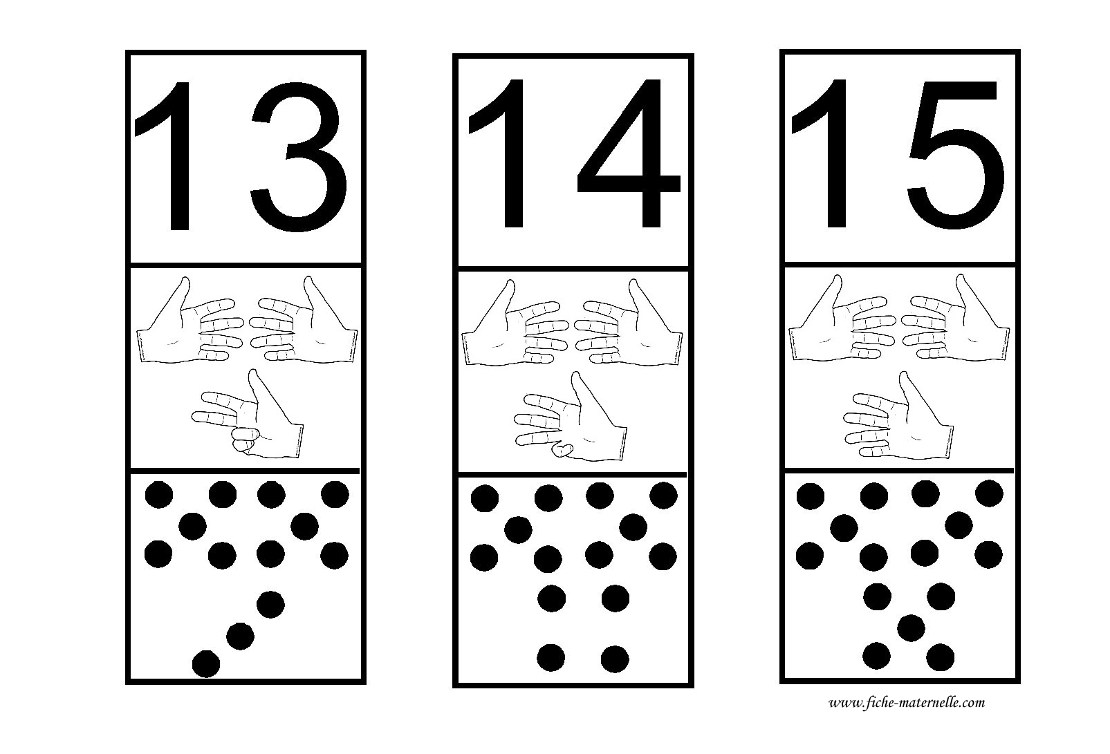 Bande num rique pour la classe for Le nombre 13 film