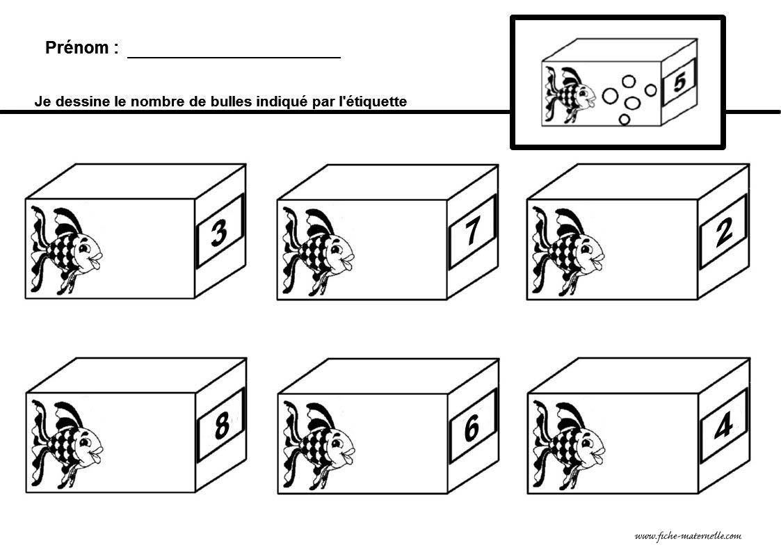 Häufig Apprendre à compter : dénombrer des collections en maternelle et cp PV06
