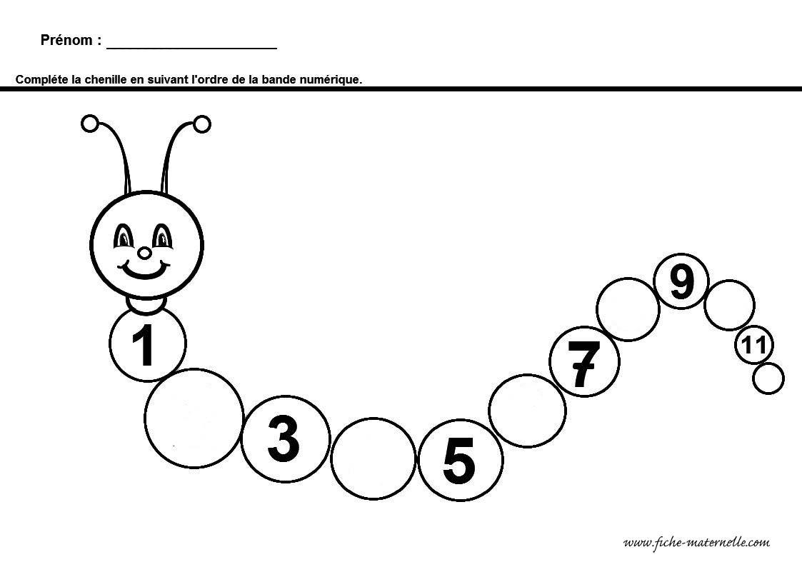 Turbo Maths en maternelle pour grande section et moyenne section  PN51