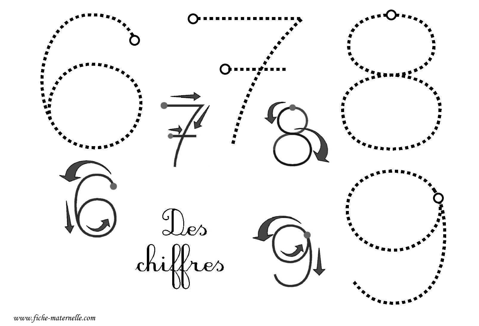 Super Site maternelle : écrire les chiffres en ps et ms IL37
