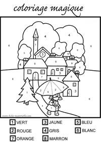 Coloriage Magique Cirque Gs.Coloriage De Dessins Gratuits A Imprimer Pour Les Enfants De Maternelle