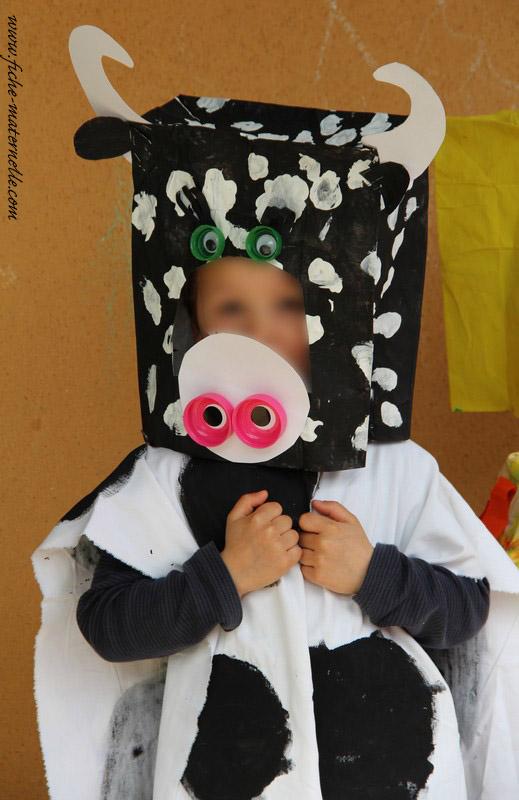 Maternelle th me du carnaval - Deguisement animaux a faire sois meme ...