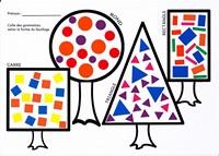 Mathematiques Déplacements Codés Et Symétrie En Grande Section