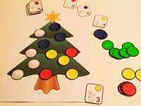 Noel en maternelle moyenne section grande section fiches pour enseignants et parents - Cadeau de noel a fabriquer en maternelle ...