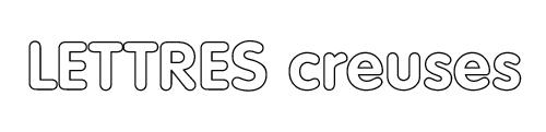 Polices d 39 criture pour l 39 cole t l charger ecriture cursive criture capitale criture - Lettres majuscules a colorier ...