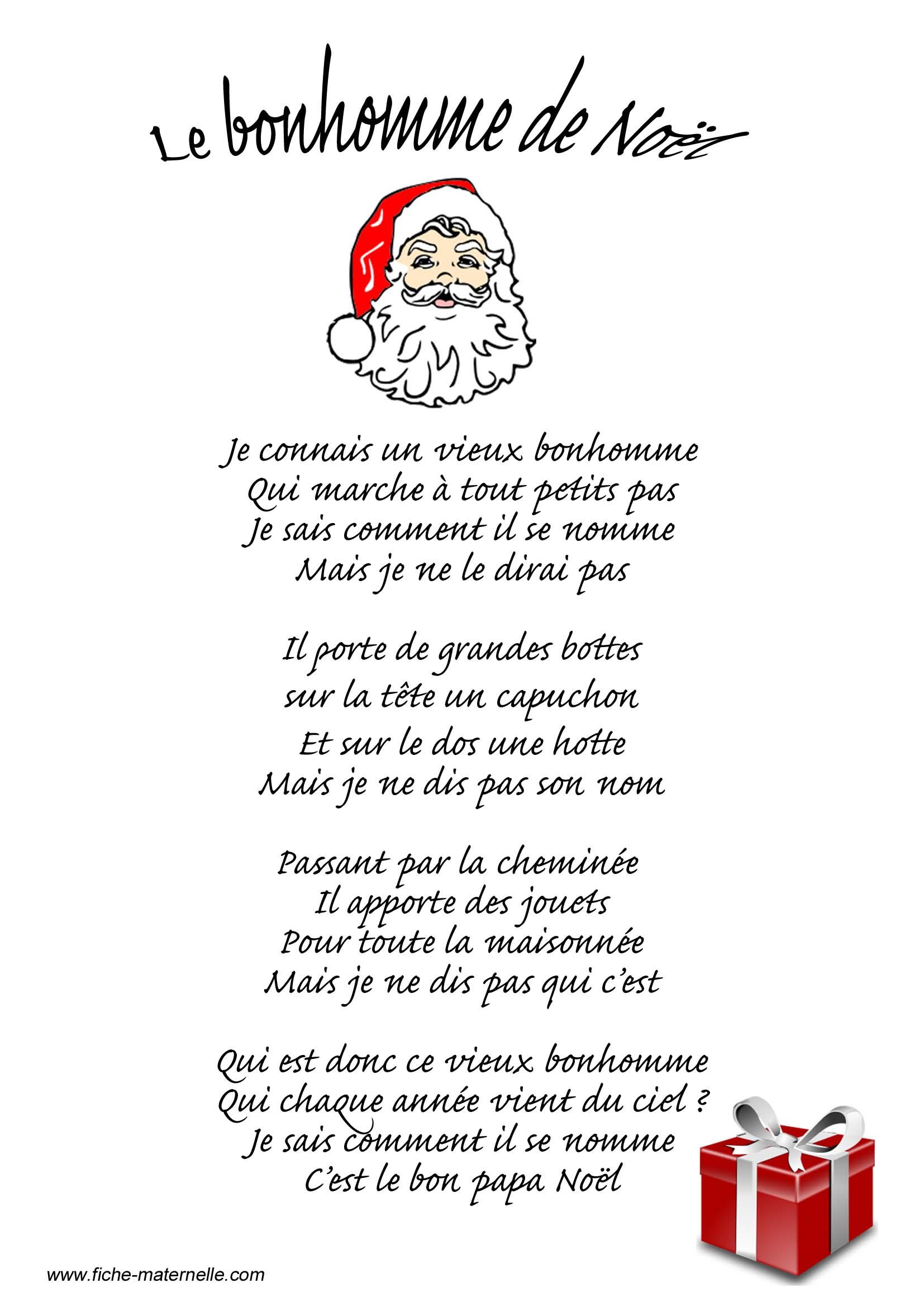 Poésie Sur Le Thème De Noël