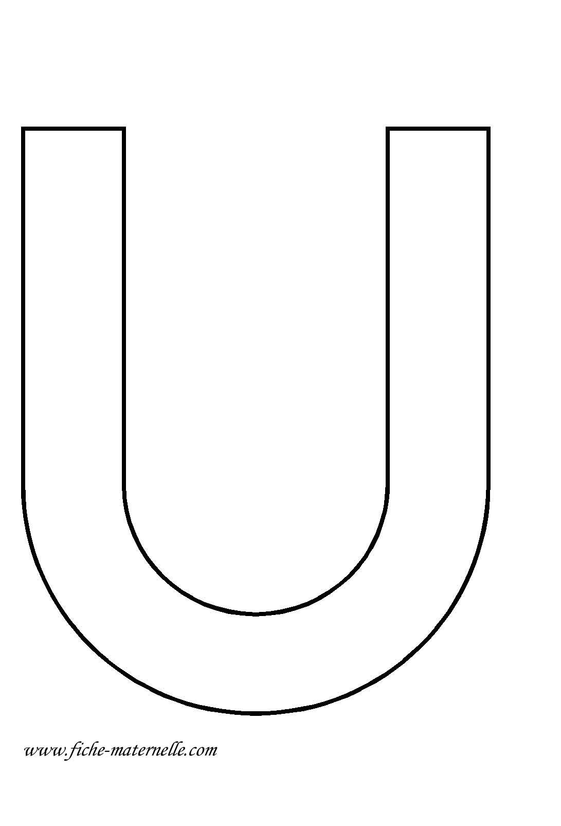 lettre u Images of U Alphabet Images   #SpaceHero lettre u