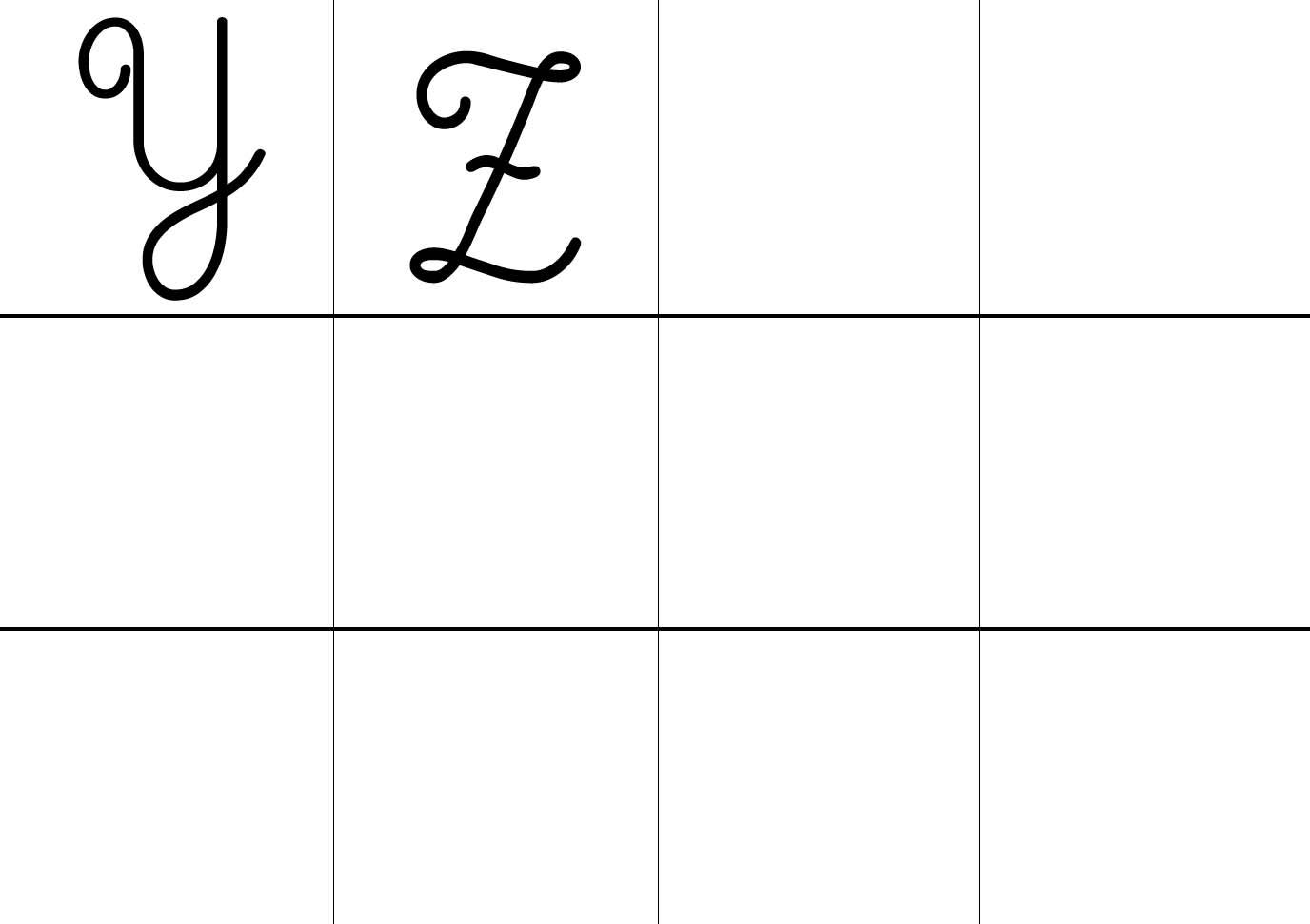 Majuscules - Lettre de l alphabet en majuscule a imprimer ...