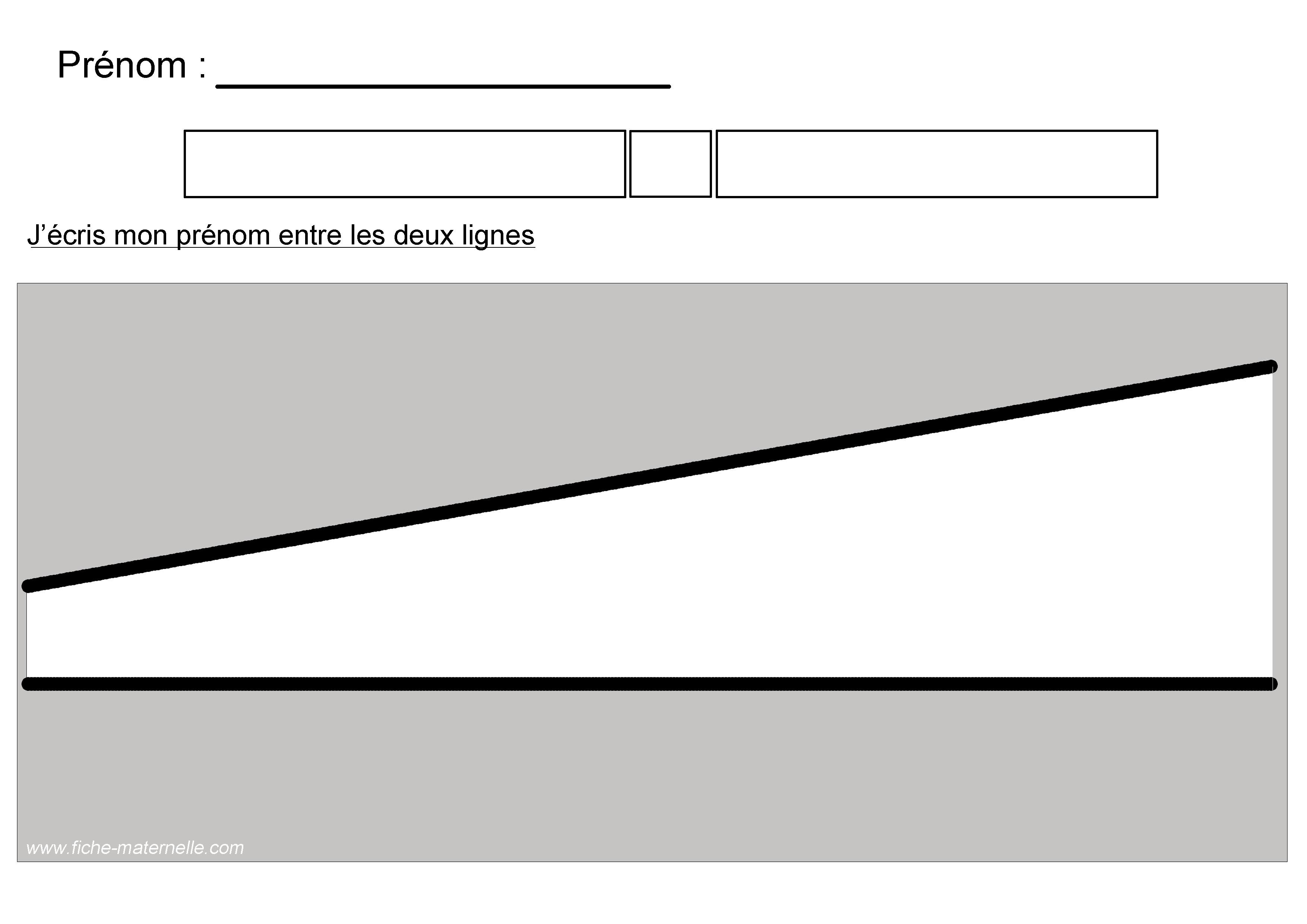 Souvent Exercices d'écriture entre deux lignes FL61
